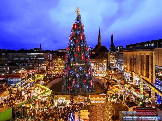 Kerstmarkt Dortmund