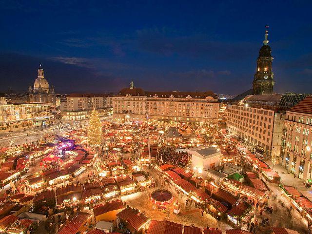 bezoek kerstmarkt dortmund + ontbijt